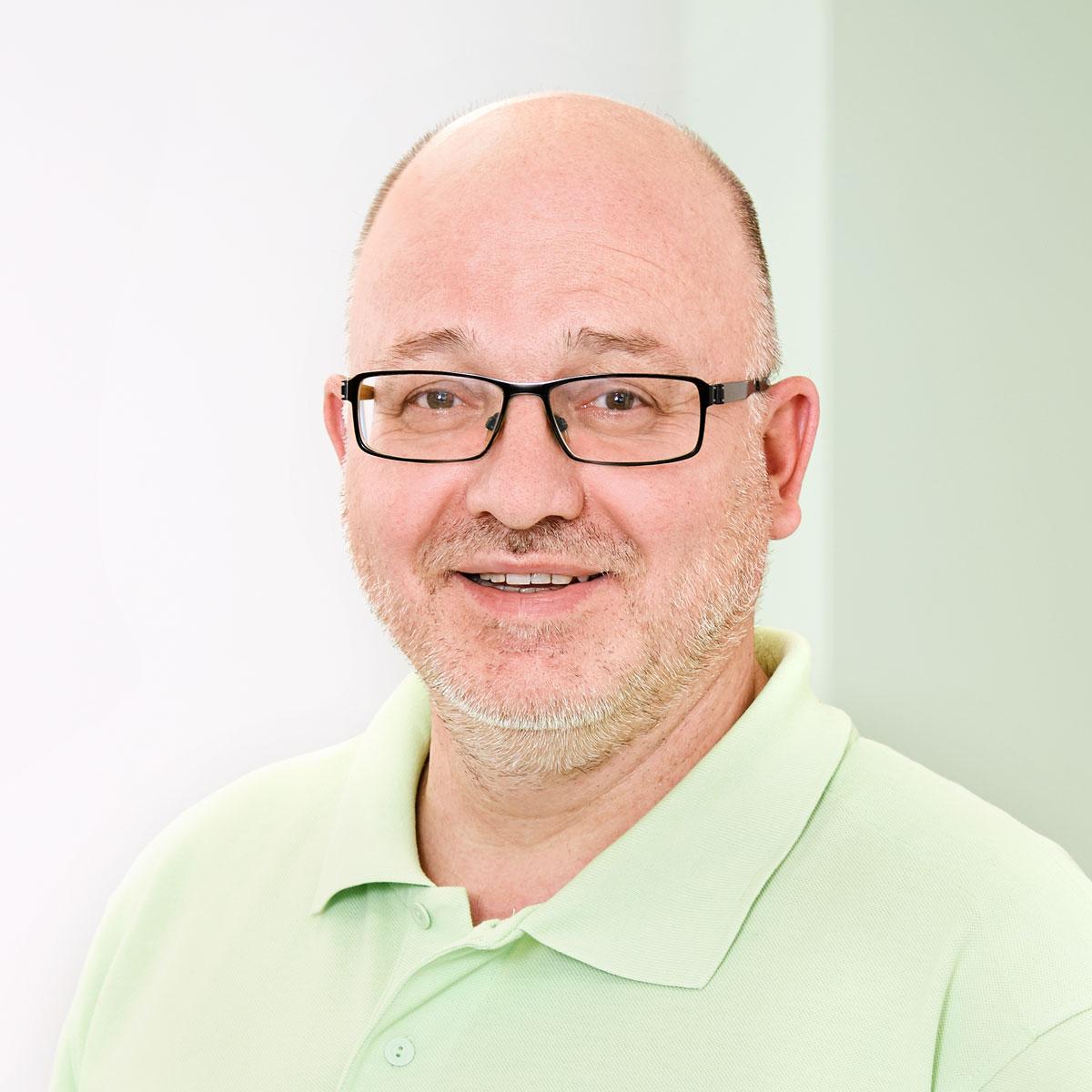 Portrait Dr. med. Ulf Gruner