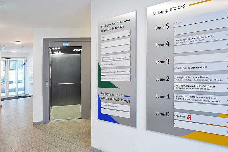 GrunerGruner Aufzug