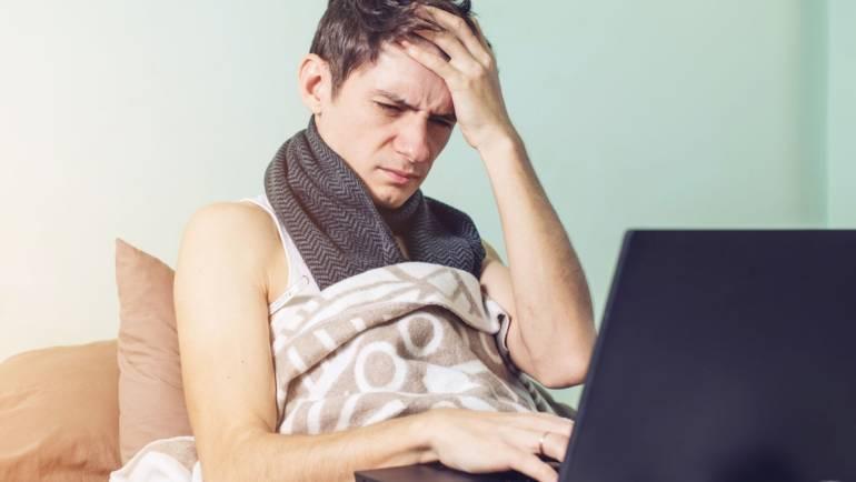 Bevor Sie Krankheiten googeln